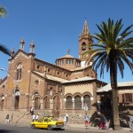 Cathedral on Harnett Avenue, Asmara