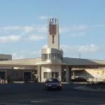 The Fiat building, Asmara