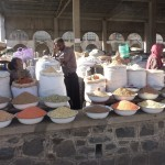 Grain market in Asmara