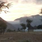 Bogu village at dawn