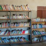 Our beautiful library!